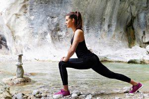 affiner cuisses aquabiking mouvements