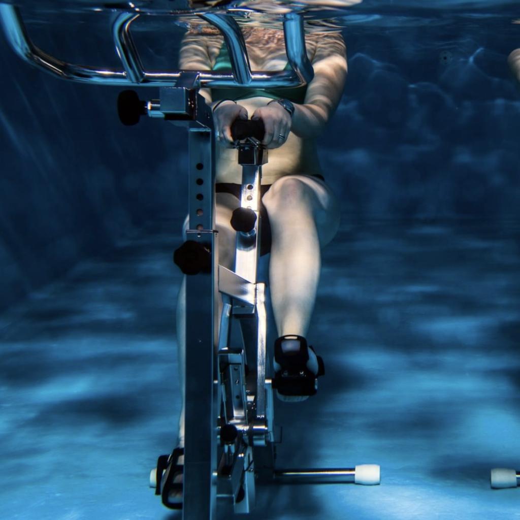 muscler cuisses aquabike
