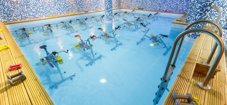 Une piscine à Paris !