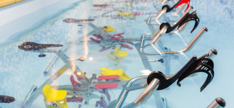 La rééducation en piscine : les bienfaits