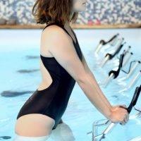 Perdre du poids avec l'aquabike