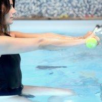 L'aquafitness, un sport pratiqué chez Aqua by !