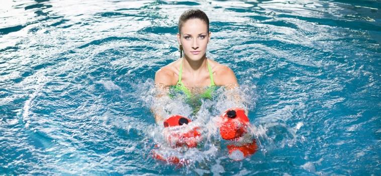 Quels accessoires pour pratiquer l'aquabike ?