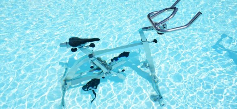 Comment se déroule une séance d'aquabike ?