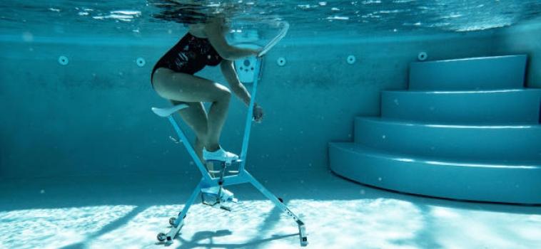 Qu'est-ce que l'aquabike individuel ?