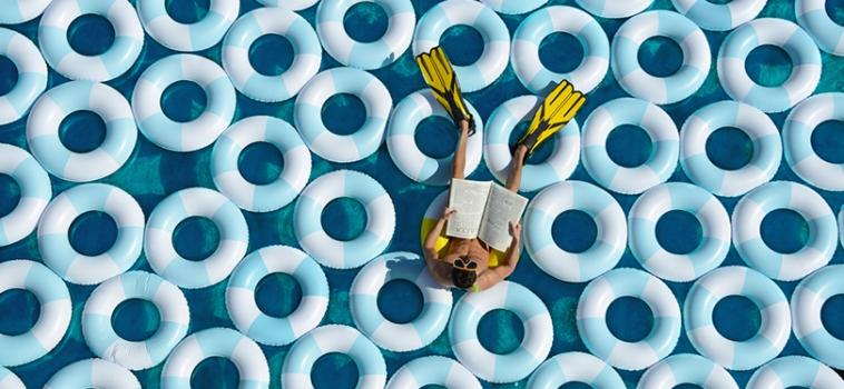 L'aquapalming chez Aqua by !