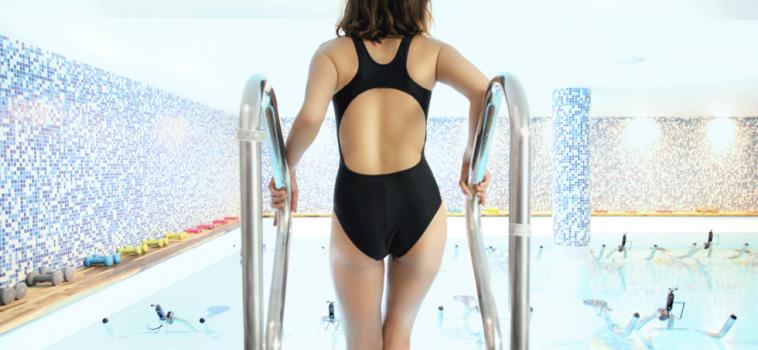 Se remettre au sport avec l'aquabiking